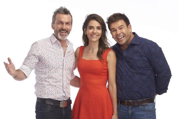 Xancura en programa Muy Buenos Días de TVN